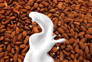 Almond, Milk