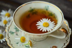 Chamomile, Tea