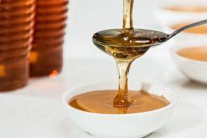 honey-